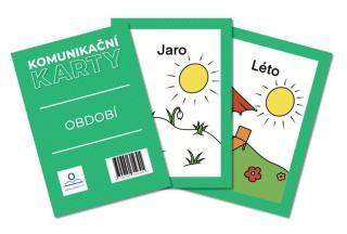Komunikační karty PAS - Období - Staněk Martin, PhDr. Mgr. [Karty]